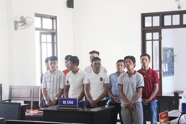 Tuyên án vụ hỗn chiến, chém người trong quán nhậu sau 6 lần xét xử, 3 lần trả hồ sơ - Ảnh 1