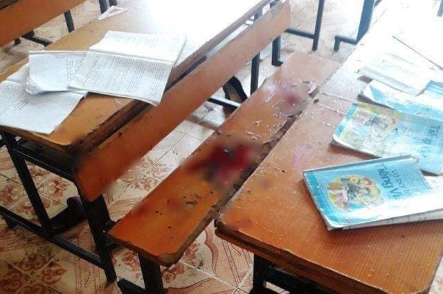 Nữ giáo viên bị thương kể lại phút chứng kiến học trò lớp 5 bị đâm gục - Ảnh 2