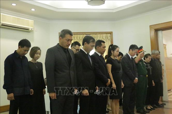 Tình cảm của bạn bè quốc tế với nguyên Chủ tịch nước, Đại tướng Lê Đức Anh - Ảnh 5