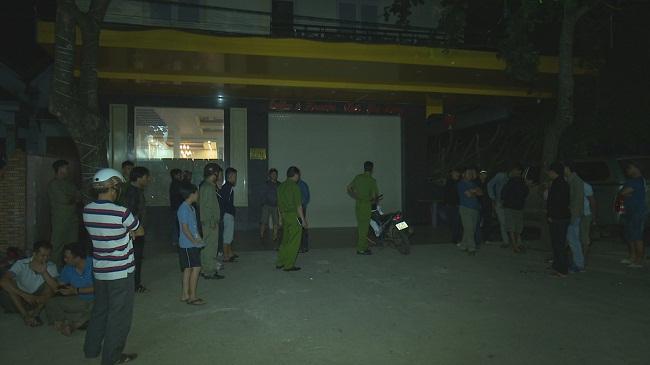 Đắk Lắk: Hai cán bộ huyện hỗn chiến tại quán karaoke, 1 người tử vong - Ảnh 1