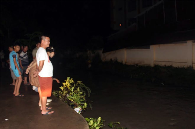 Đồng Nai: Tìm kiếm 2 người bị nước cuốn mất tích sau cơn mưa lớn - Ảnh 2