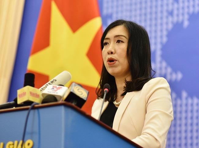 Bộ Ngoại giao lên tiếng về việc Indonesia bắt giữ và tiêu hủy các tàu cá của Việt Nam - Ảnh 1