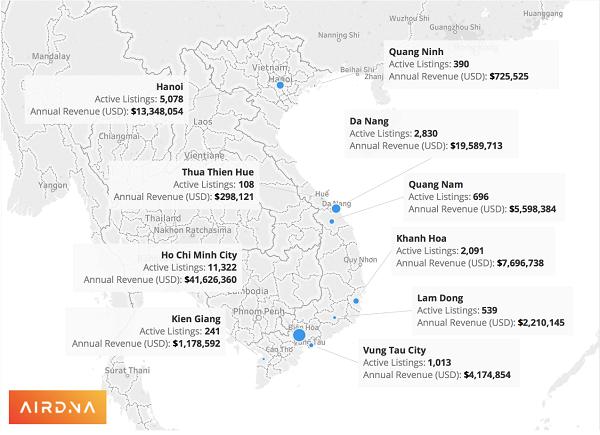Thị trường homestay Việt Nam tăng trưởng nóng 452% mỗi năm - Ảnh 3