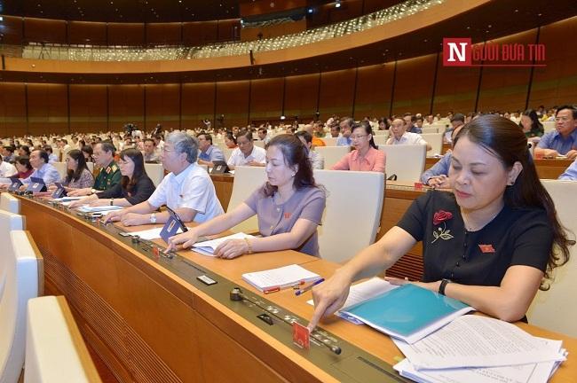 Hôm nay (13/6), Bộ trưởng Bộ Quốc phòng giải trình ý kiến của ĐBQH - Ảnh 1