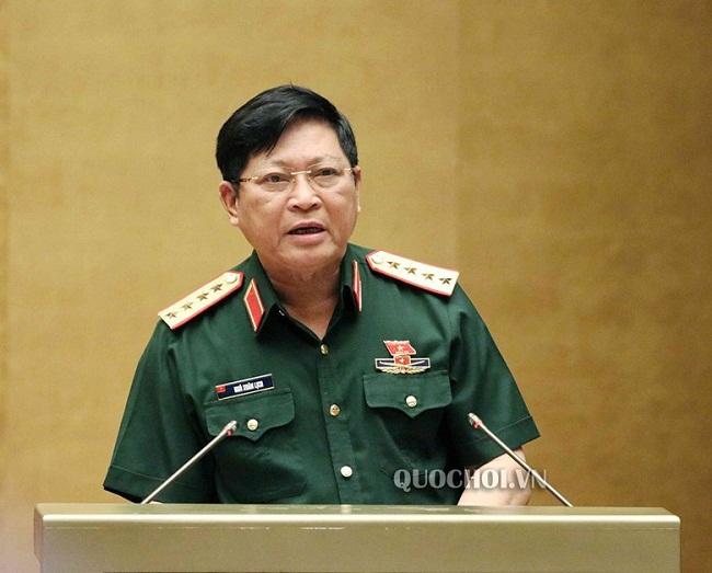 Hôm nay (13/6), Bộ trưởng Bộ Quốc phòng giải trình ý kiến của ĐBQH - Ảnh 2
