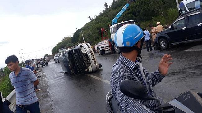 Tin tức tai nạn giao thông mới nhất hôm nay 14/6/2019: Xe máy cày đâm vào xe máy, 10 người bị thương - Ảnh 3