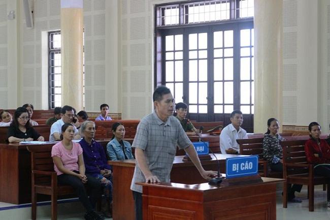 Quảng Bình: Đâm chết con rể sau mâu thuẫn, bố vợ lãnh 15 năm tù - Ảnh 1