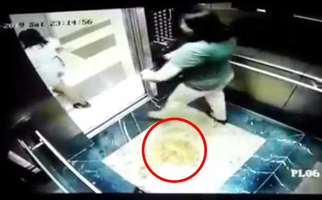 """Vụ hai người phụ nữ """"tiểu bậy"""" trong thang máy chung cư: Xử phạt chủ hộ 2 triệu đồng - Ảnh 1"""