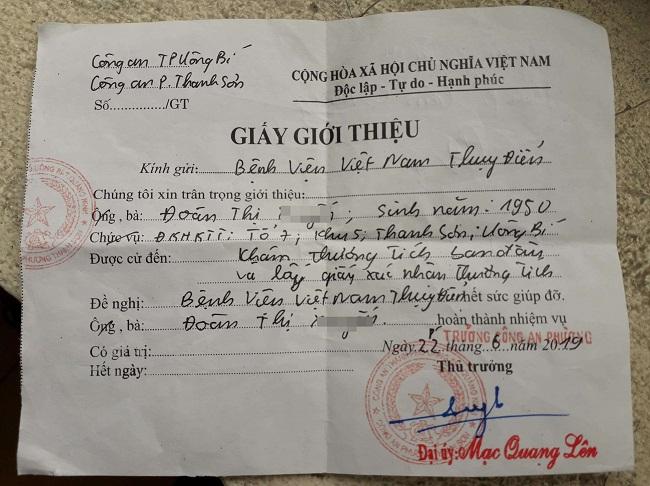 Quảng Ninh: Làm rõ nghi án cháu trai kéo lê, trói chân tay, đánh đập bà ngoại dã man - Ảnh 2