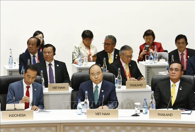Thủ tướng Nguyễn Xuân Phúc nêu sáng kiến của Việt Nam vì các đại dương xanh - Ảnh 1