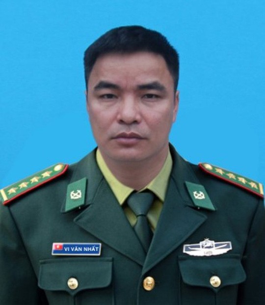 Chiến sĩ biên phòng hi sinh trong lúc bắt tội phạm ma túy vừa được thăng quân hàm - Ảnh 1