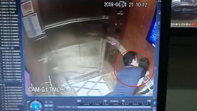 Vụ sàm sỡ bé gái trong thang máy: Bị can Nguyễn Hữu Linh đã có luật sư bào chữa - Ảnh 1