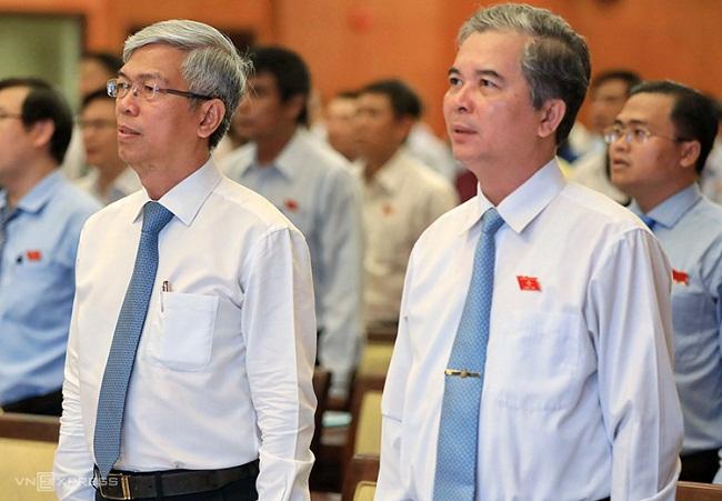 TP.HCM: Thủ tướng phê chuẩn hai tân Phó chủ tịch UBND - Ảnh 1