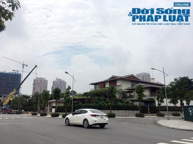 Cận cảnh toà lâu đài gần 5000m2 tại Hà Nội - Ảnh 2