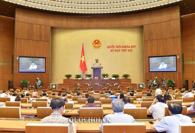 Quốc hội thảo luận dự án luật sửa đổi, bổ sung một số điều của luật kiểm toán nhà nước - Ảnh 1