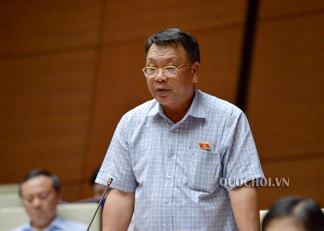 Quốc hội thảo luận dự án luật sửa đổi, bổ sung một số điều của luật kiểm toán nhà nước - Ảnh 3