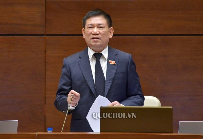 Quốc hội thảo luận dự án luật sửa đổi, bổ sung một số điều của luật kiểm toán nhà nước - Ảnh 5