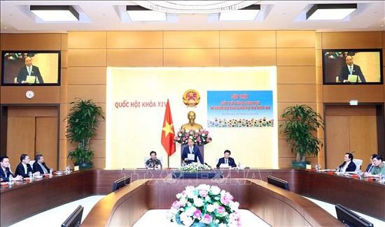 Thủ tướng Nguyễn Xuân Phúc: Đại biểu Quốc hội trẻ phải là lực lượng tiên phong đưa đất nước tiến lên - Ảnh 2