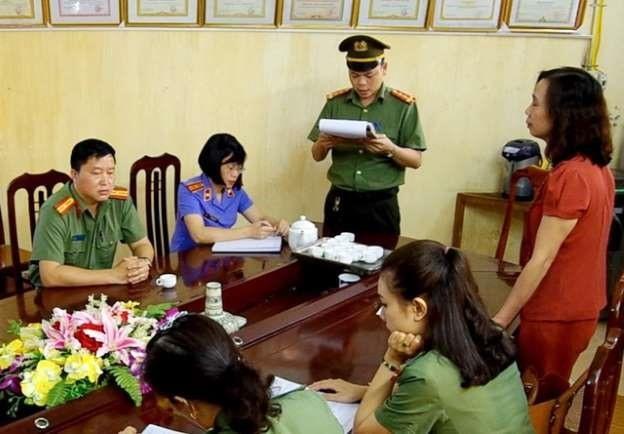 Xét xử vụ gian lận điểm thi THPT quốc gia ở Hà Giang: Ai sẽ ngồi ghế chủ tọa? - Ảnh 1