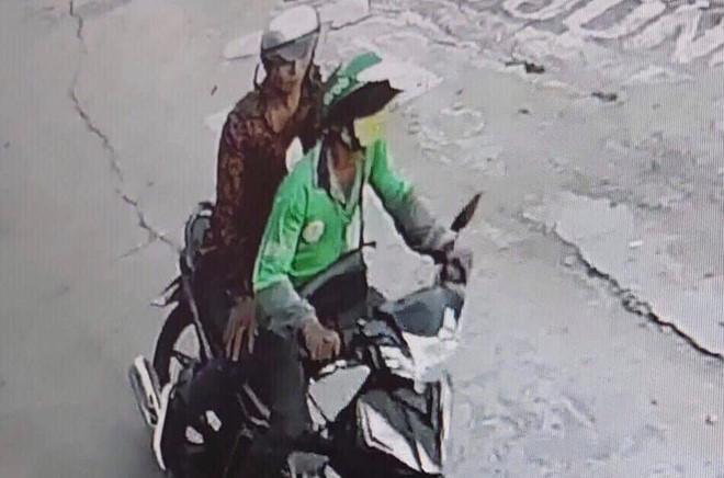 """Nghi can cứa cổ tài xế GrabBike, cướp xe máy ở TP.HCM: """"Tôi không cố tình"""" - Ảnh 2"""