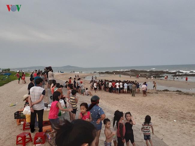 Bình Thuận: Bàng hoàng phát hiện người đàn ông đuối nước tử vong khi tắm biển - Ảnh 1