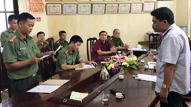 Vụ gian lận điểm thi THPT quốc gia ở Hà Giang: TAND trả lại hồ sơ, yêu cầu điều tra bổ sung - Ảnh 2