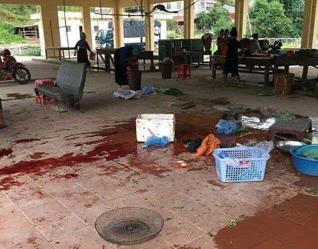 Yên Bái: Điều tra vụ người đàn ông sát hại bạn trai của vợ cũ vì ghen tuông - Ảnh 1