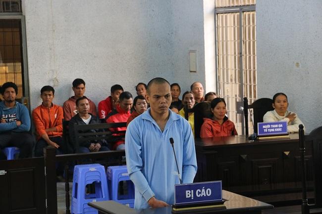 Đắk Lắk: Đánh bố vợ tử vong vì bênh vợ, gã con rể lãnh 16 năm tù - Ảnh 1
