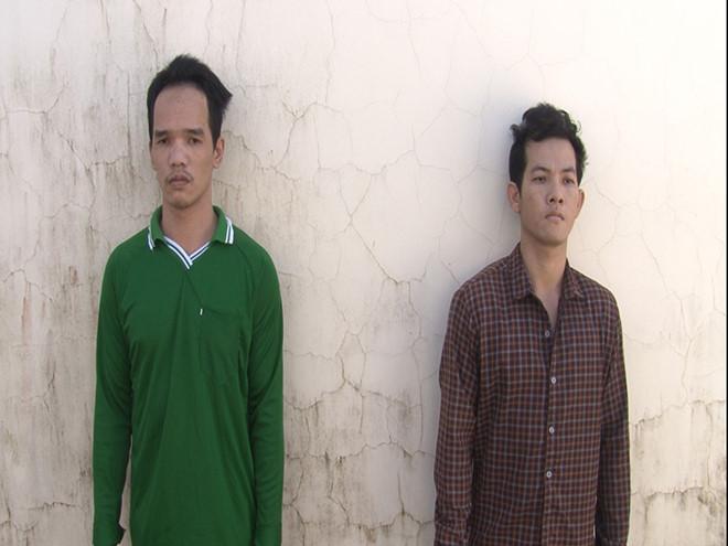Kiên Giang: Hai tên trộm đánh rơi hơn 200 triệu đồng xuống sông trong lúc tẩu thoát - Ảnh 1