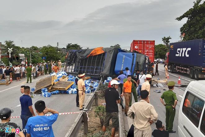 Tin tức tai nạn giao thông mới nhất hôm nay 27/7/2019: Tài xế ô tô cán chết người rồi bỏ trốn - Ảnh 3