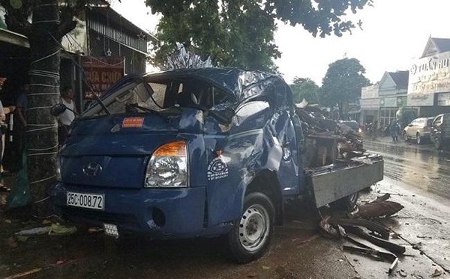Tin tức tai nạn giao thông mới nhất hôm nay 30/7/2019: Tài xế 'phê' ma túy tông xe vào ô tô vừa gặp nạn - Ảnh 3