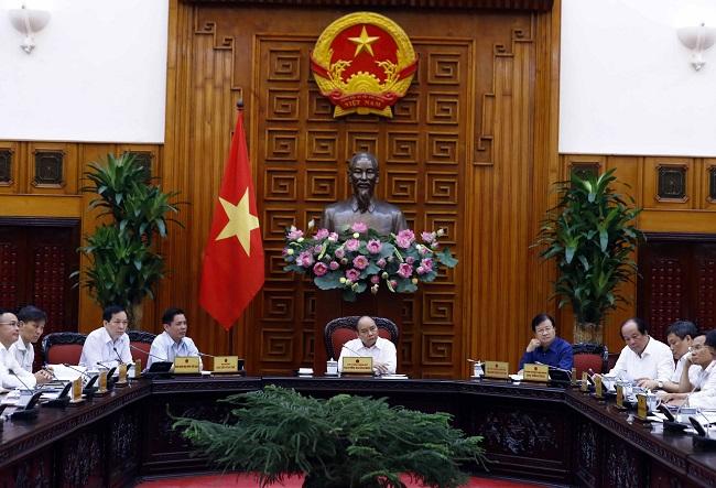 Thủ tướng chủ trì cuộc họp về dự án cao tốc Trung Lương-Mỹ Thuận - Ảnh 1