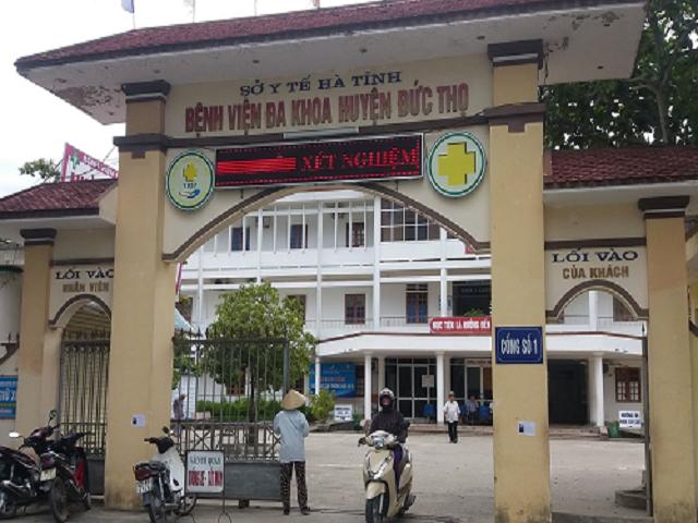 Vụ bé sơ sinh tử vong có vết đứt trên cổ ở Hà Tĩnh: Đình chỉ bác sỹ khoa Răng - Hàm - Mặt - Ảnh 2