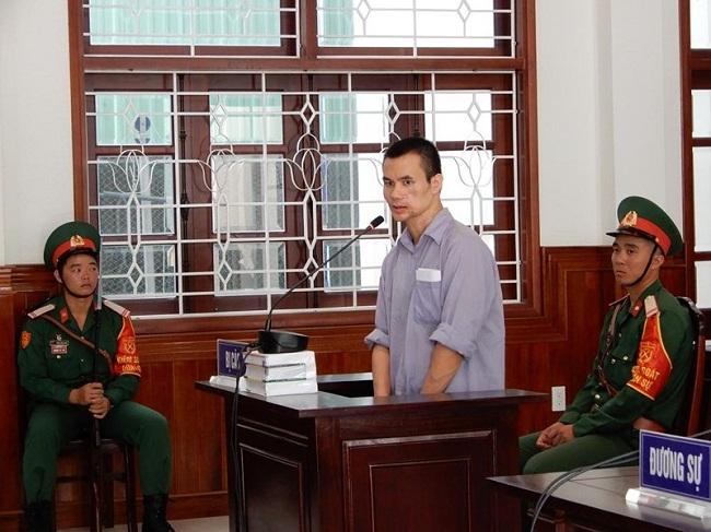 Tuyên án chung thân gã nhân tình bắn chết nữ Phó chủ tịch HĐND phường - Ảnh 1