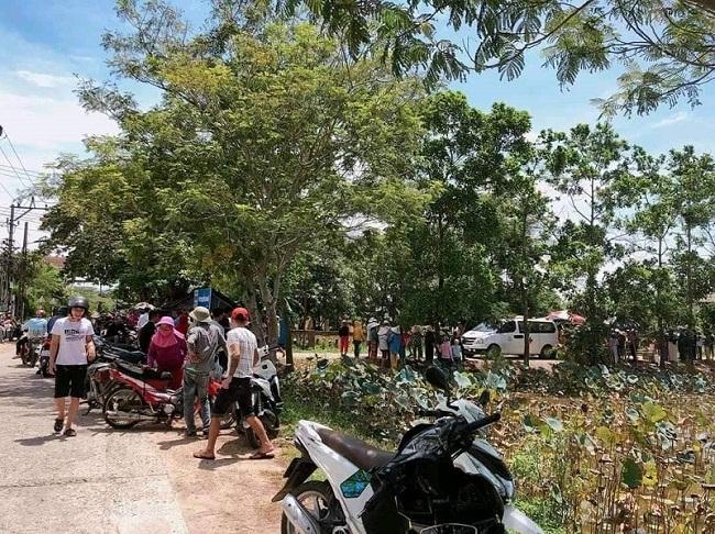 Thừa Thiên- Huế: Về nhà chăm vợ mới sinh, nam thanh niên đi câu cá bị điện giật tử vong - Ảnh 1