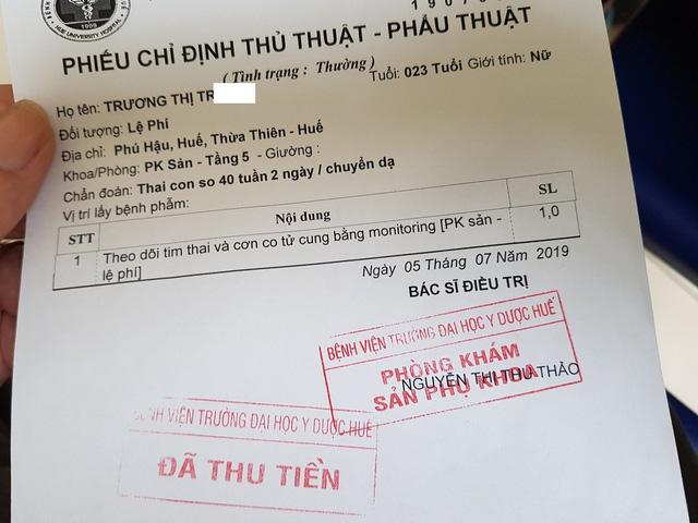 Thừa Thiên-Huế: Làm rõ vụ hai mẹ con sản phụ tử vong sau khi sinh tại bệnh viện - Ảnh 2