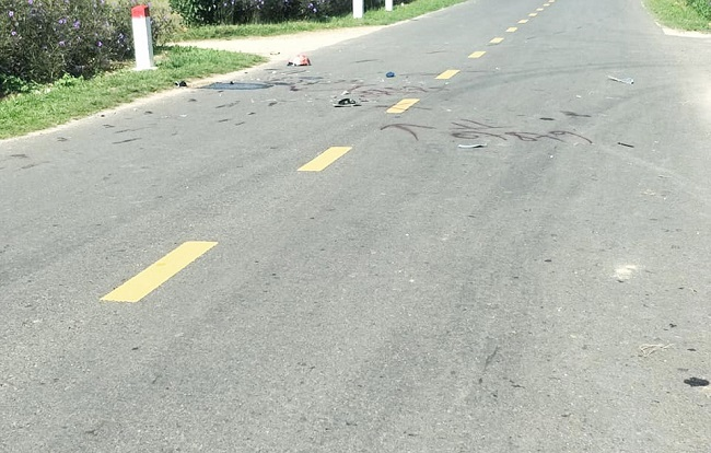 Tin tức tai nạn giao thông mới nhất hôm nay 15/8/2019: Cụ ông 74 tuổi bị xe ben tông tử vong - Ảnh 3