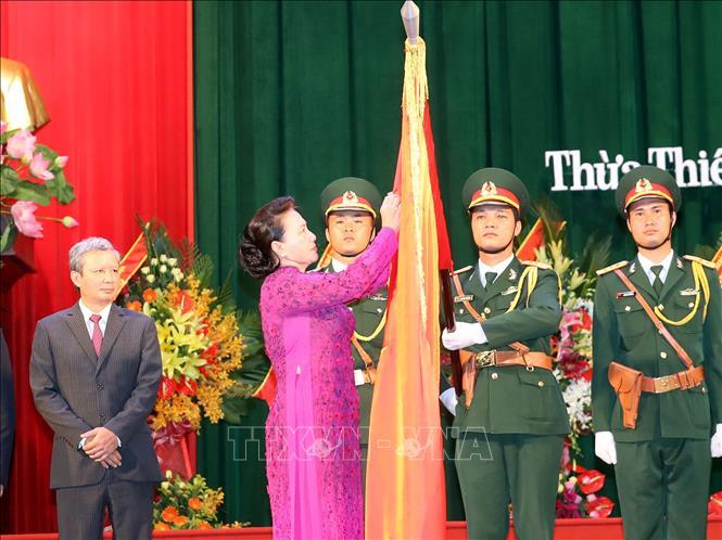 Chủ tịch Quốc hội dự Lễ Kỷ niệm 30 năm Ngày tái lập tỉnh Thừa Thiên Huế - Ảnh 2