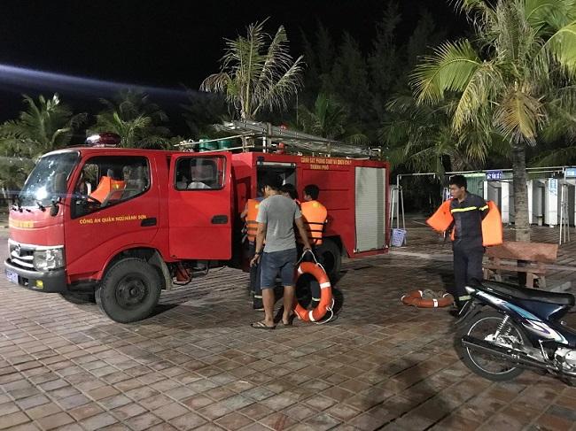 Vụ 6 học sinh đuối nước khi đi tắm biển ở Đà Nẵng: Tìm thấy thi thể nam sinh thứ 2 - Ảnh 2