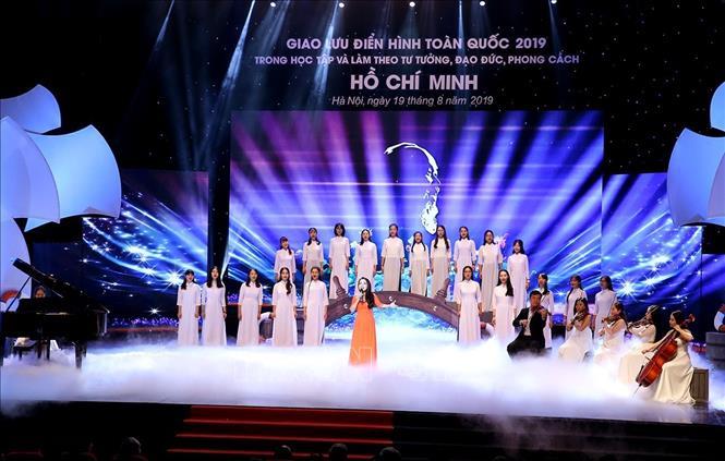 Chương trình giao lưu 'Hồ Chí Minh - Hành trình khát vọng' - Ảnh 3