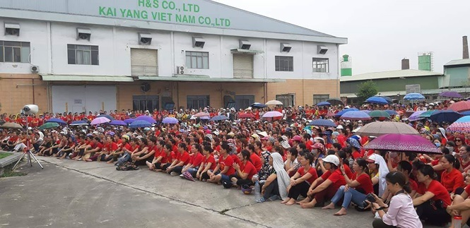 """Vụ chủ doanh nghiệp Đài Loan bất ngờ """"mất tích"""": Hơn 2.000 công nhân làm việc trở lại - Ảnh 1"""