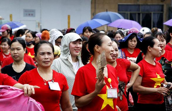 """Vụ chủ doanh nghiệp Đài Loan bất ngờ """"mất tích"""": Hơn 2.000 công nhân làm việc trở lại - Ảnh 2"""