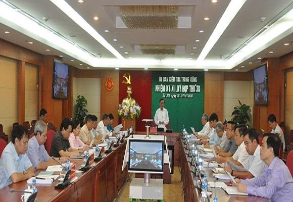 Ủy ban Kiểm tra Trung ương xem xét, thi hành kỷ luật Ban Thường vụ Đảng ủy Công an Đồng Nai - Ảnh 1