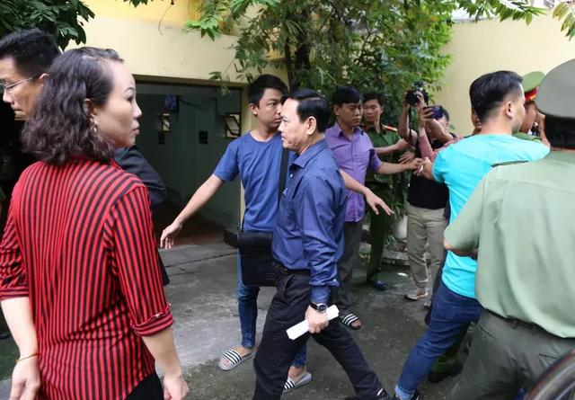 Bị tuyên 18 tháng tù, ông Nguyễn Hữu Linh kháng cáo kêu oan - Ảnh 1
