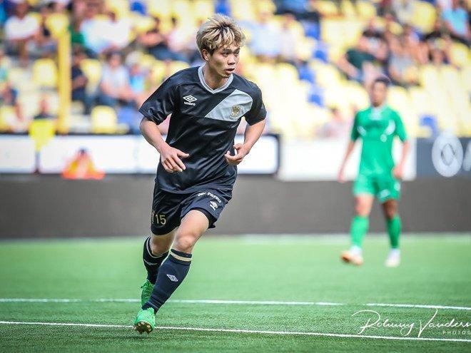 Công Phượng ngồi ghế dự bị, Sint Truidense thi đấu nhạt nhòa không bàn thắng - Ảnh 1