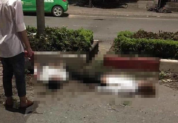 """Vụ xe máy """"kẹp"""" 5 tông vào dải phân cách khiến 4 người chết ở Thái Nguyên: Không khởi tố vụ án - Ảnh 1"""