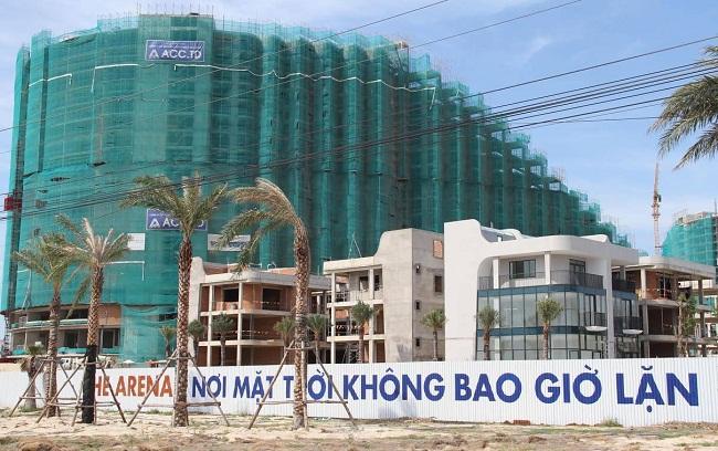 """Thanh tra chính phủ """"sờ gáy"""" dự án 5.000 căn hộ xây dựng trái phép ở Cam Ranh - Ảnh 1"""