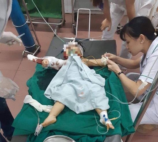 Vụ anh chém 5 người gia đình em ruột thương vong ở Hà Nội: Danh tính các nạn nhân - Ảnh 1