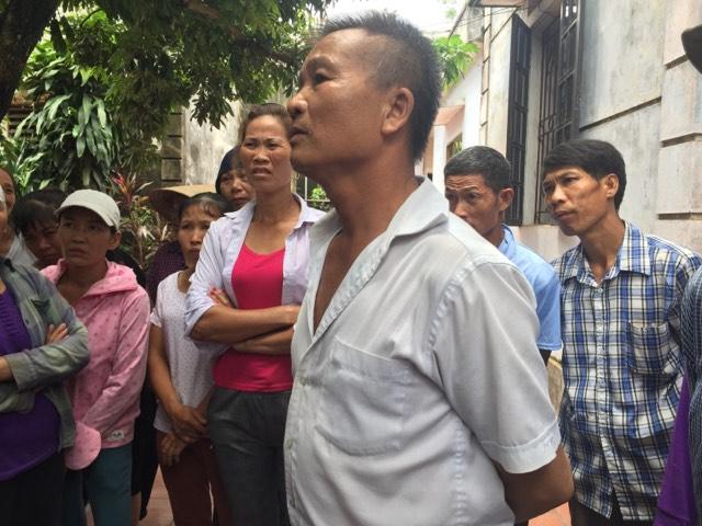 Vụ anh chém 5 người gia đình em ruột thương vong: Nhân chứng kể lại phút bế cháu bé khỏi hiện trường - Ảnh 2