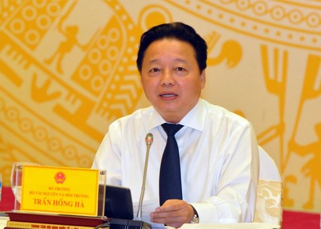Bộ trưởng Trần Hồng Hà: Chất lượng không khí ngoài công ty Rạng Đông ở ngưỡng an toàn - Ảnh 1